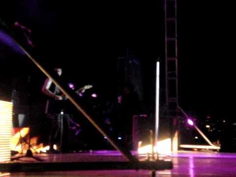LUIS FONSI EN TIJUANA 2012 - IMAGINAME SIN TI - AUDIORAMA MUSEO EL TROMPO
