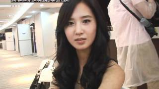 Yuri Yoona Hyoyeon Sunny (SNSD) Shanghai , Sep24.2010 GIRLS