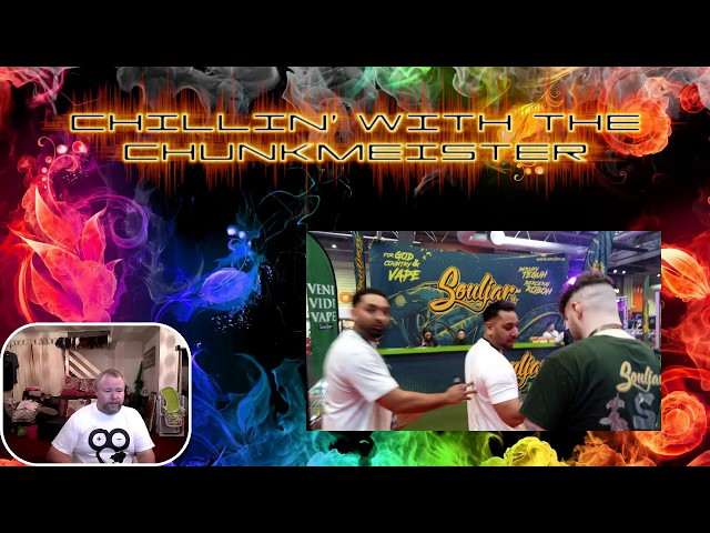 Chillin' with the Chunkmeister Pt.2 - 9/5/2018 - Live vaping and vape related chat, news, reviews