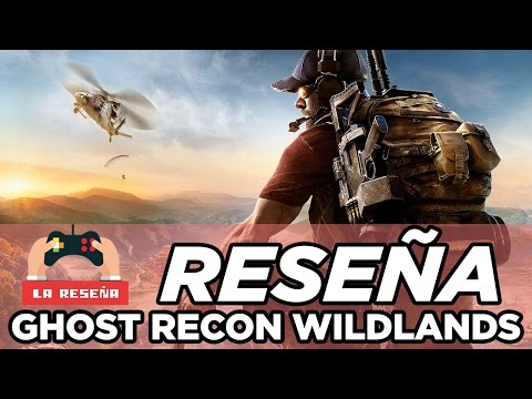 RESEÑA - TOM CLANCY'S GHOST RECON: WILDLANDS