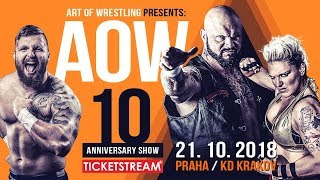 AoW: 10th Anniversary 2018 (Full Show)
