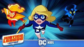 Justice League Action   Young Justice League   DC Kids