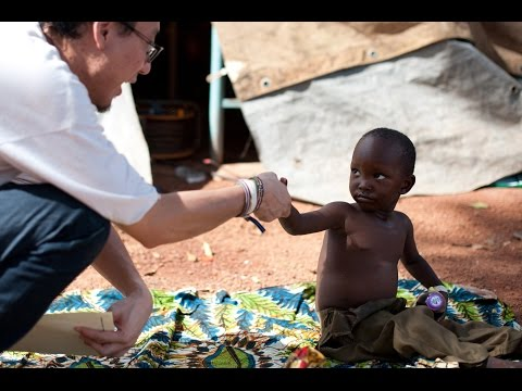 A Day On The Front Line: Doctors Without Borders