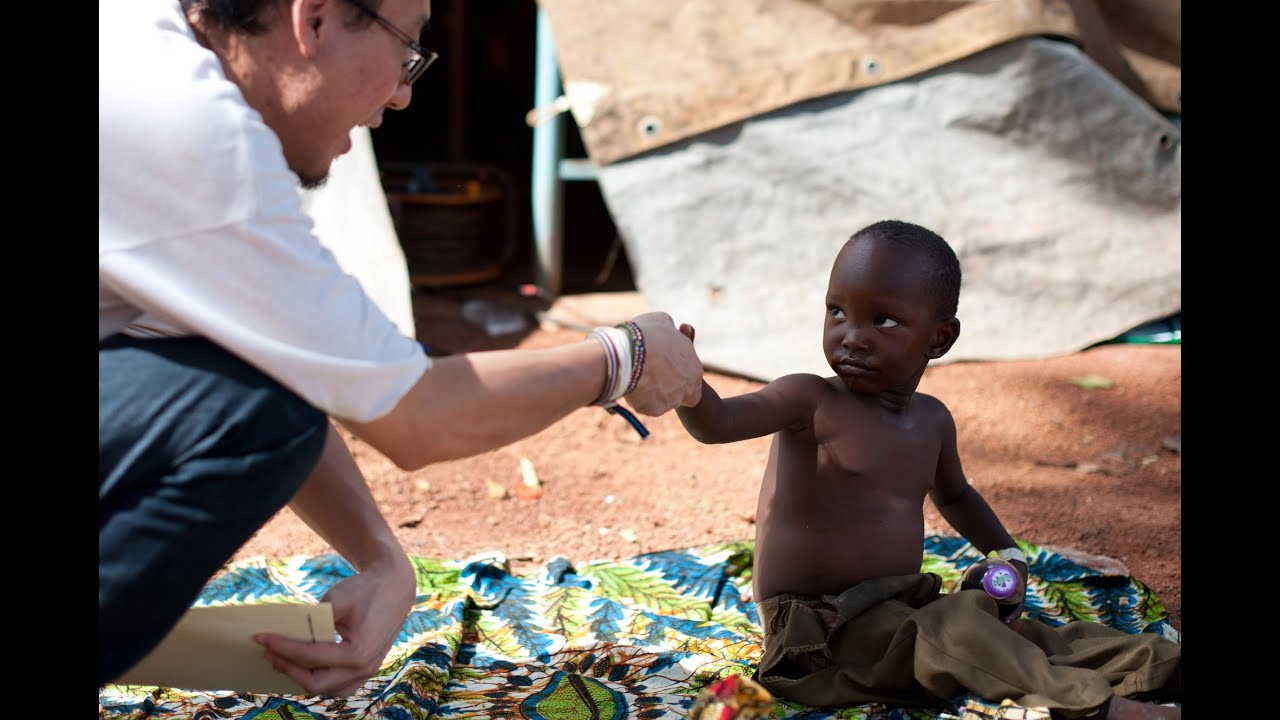 A Day On The Front Line Doctors Without Borders