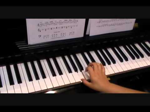 RCM Grade 1 Sample Technical Test. The Conservatory of Music Enhanced Education