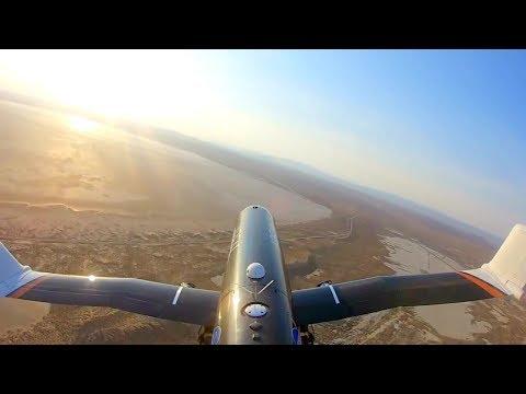 NASA - Spanwise Adaptive Wing Prototype Aircraft Foldable Wings Flight Tests [720p]