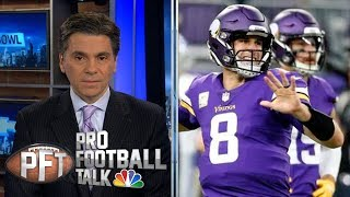 Kirk Cousins' critical mistakes sink Minnesota Vikings in Chicago   Pro Football Talk   NBC Sports