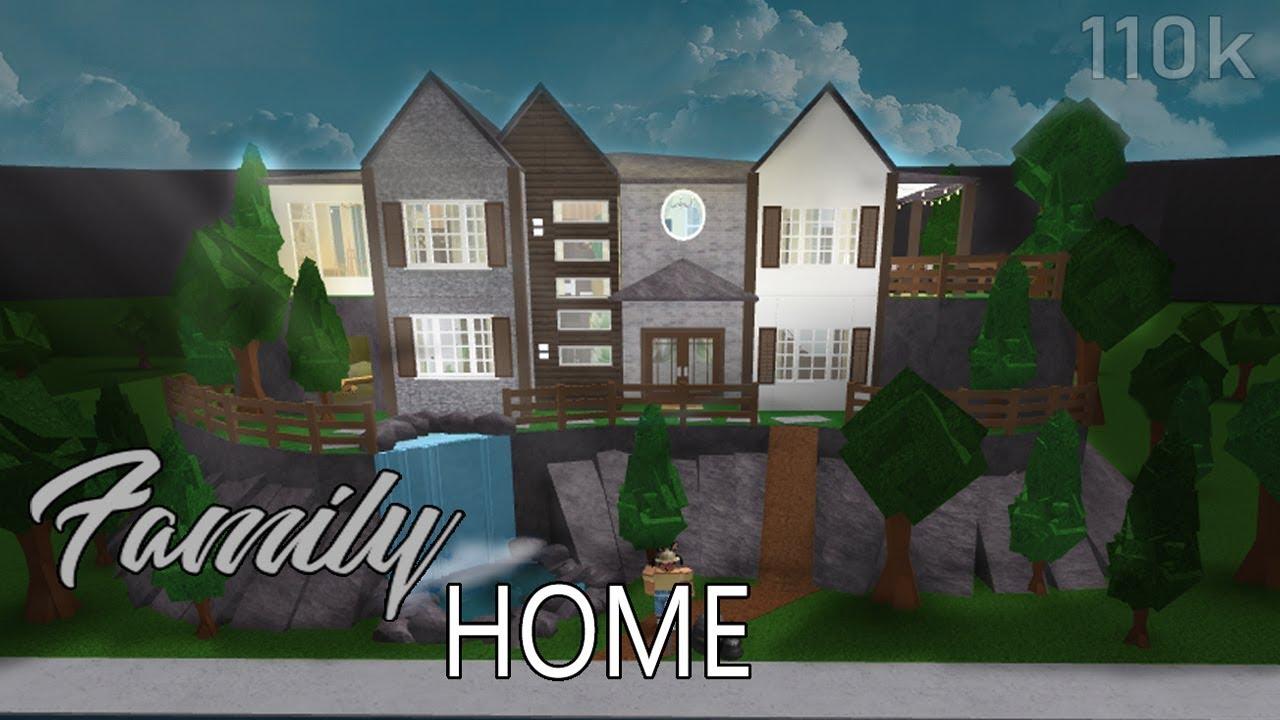 Bloxburg: Family Home 110K