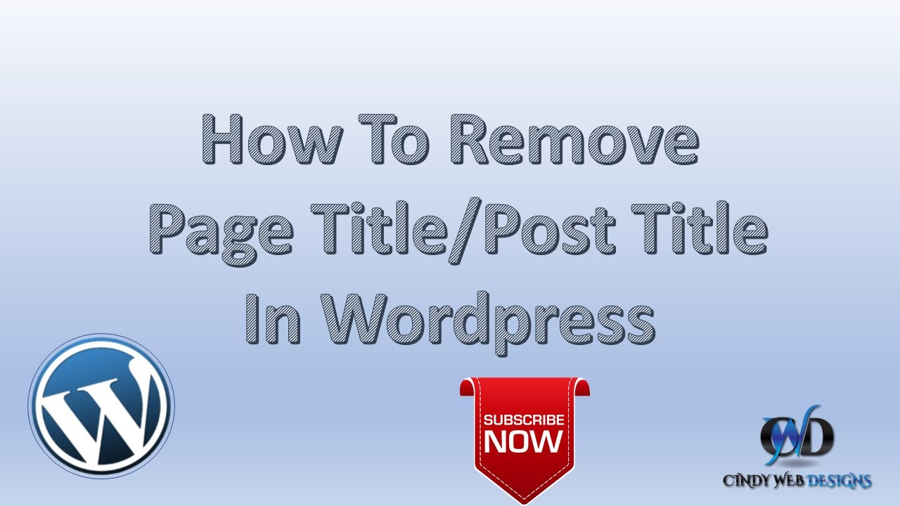 how to find pages in wordpress