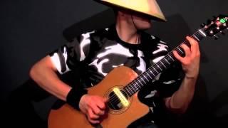 Cao thủ guitar đã trở lại và lợi hại hơn xưa   God Guitarist