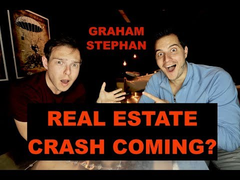 GRAHAM STEPHAN REAL ESTATE MILLIONAIRE LETS ME GRILL HIM