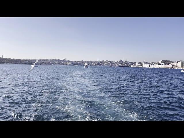 Bosphorus Strait Boat Tour