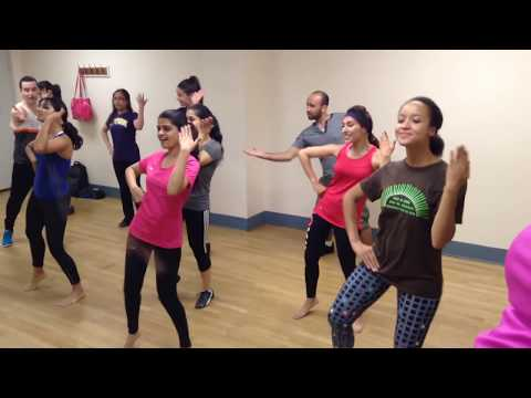 Desi girl| Naach Xpress| Bollywood Funk NYC