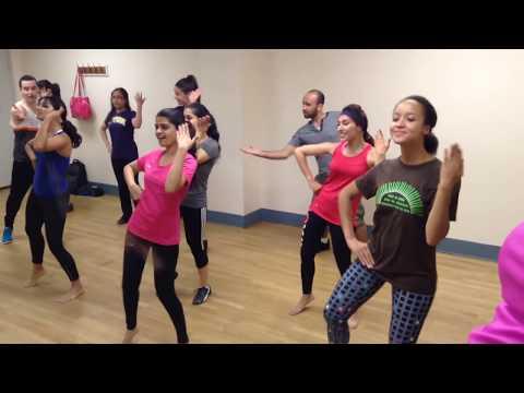 Desi girl| Naach Xpress| Bollywood Funk NYC