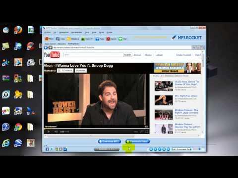Descarga Musica En Mp3 Desde Youtube Con Tu Mp3 Rocket (Version Voz Elieser23romero)