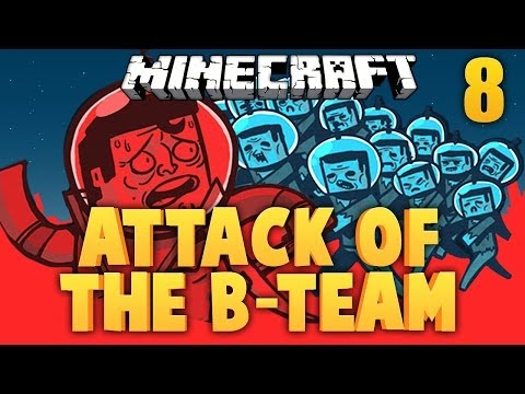 Dubstep Gun ★ MINECRAFT ★ ATTACK OF THE B TEAM [Ep. 8]