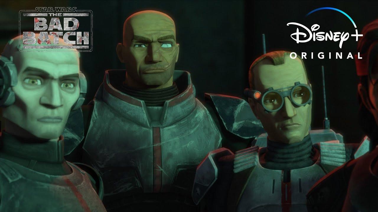 Mercenaries | Star Wars: The Bad Batch | Disney+