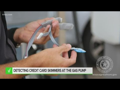 Verify: Does Bluetooth detect credit card skimmers at the