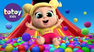 ?Musica? Sara Corre y Salta!!! Totoykids Muy divertido?!!!