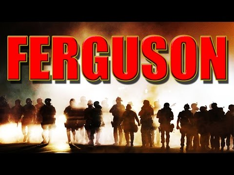 Thoughts On Ferguson and Race Riots in America