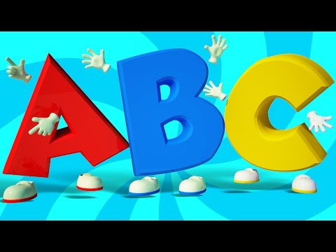 ABC Song  Alphabets Song For Children  Kindergarten s  Kids Tv