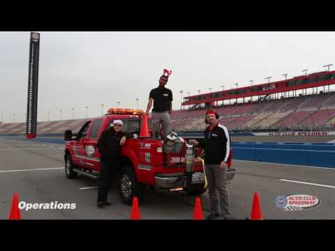2017 Auto Club Speedway Holiday Video