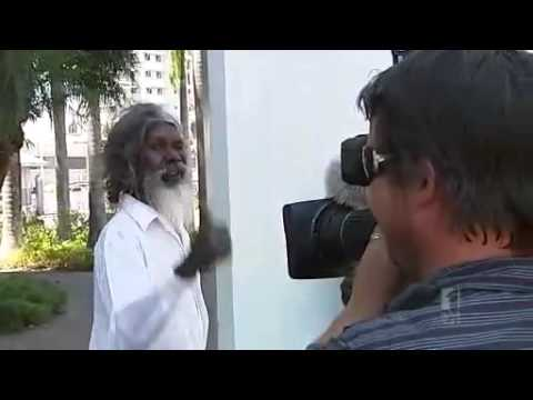 Actor Gulpilil weeps outside court