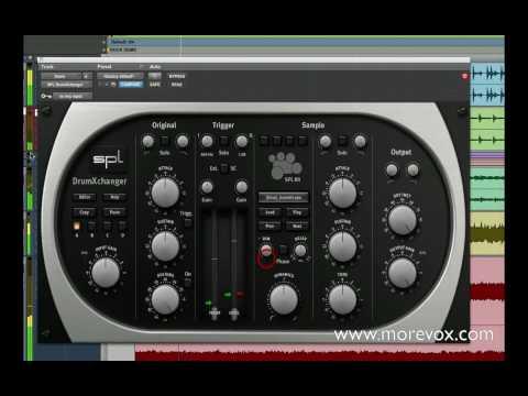 MoReVoX DRIVERDUMS [SPL DrumXchanger Edition]