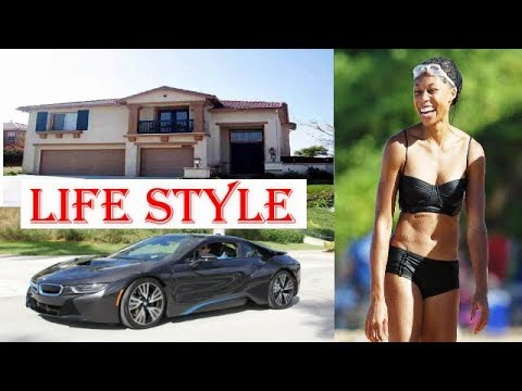 Allyson Felix Biography | Family | Childhood | House | Net worth | Car collection | Life style