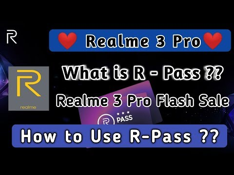 realme-3-pro---how-to-use-r-pass🤔-??-100%-buying-guarantee-in-flash-sale🤑