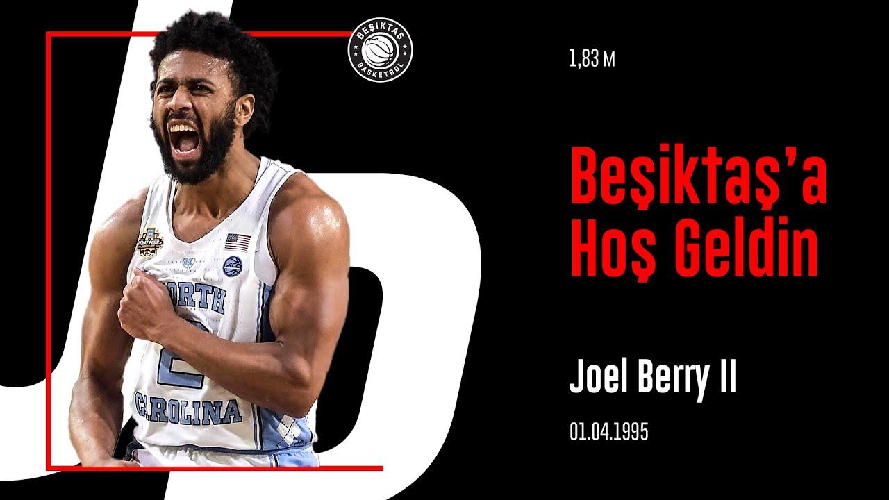 Joel Berry II Beşiktaş'ta