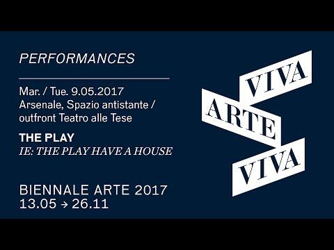 Biennale Arte 2017 - THE PLAY (performance)