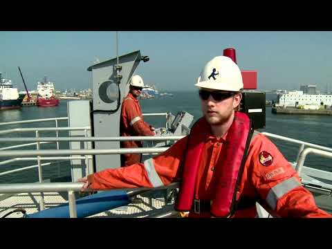 Ampelmann A and E-type Safety Video
