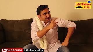 Manshi wants Motorcycle-Lalit Shokeen Comedy YouTube 1080p