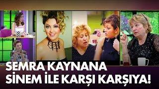 Semra Kaynana ve Sinem canlı yayında kozlarını paylaştı! - Müge ve Gülşen'le 2. Sayfa