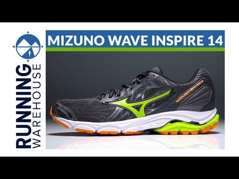mizuno wave inspire 14 mens size 11