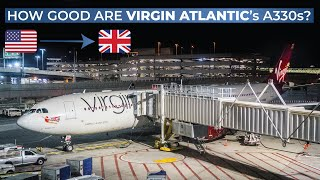 TRIPREPORT | Virgin Atlantic (ECONOMY) | Airbus A330-300 | New York JFK - London Heathrow