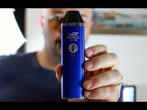 Trying out the V2 Pro Series 7 – Loose Leaf Dry Herb Vaporizer