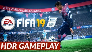 FIFA 19 Demo - HDR Gameplay [PS4 Pro]