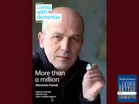 My talk on dementia friendly communities