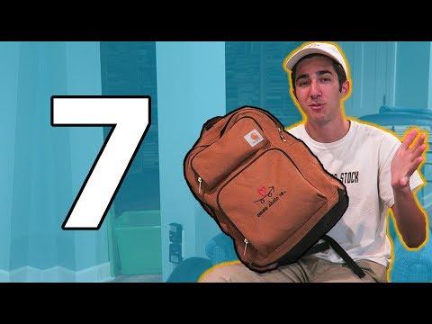 7 Skate Bag Essentials 🎒