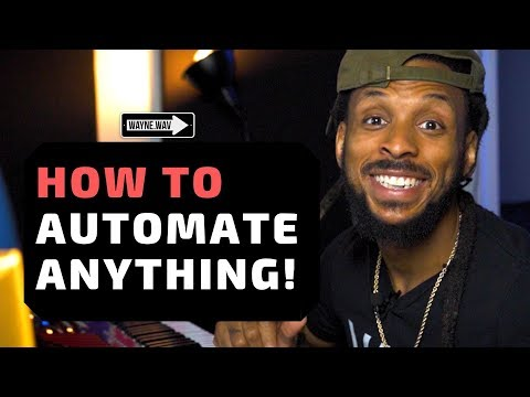 How to Automate Anything In Pro Tools | Using Automation