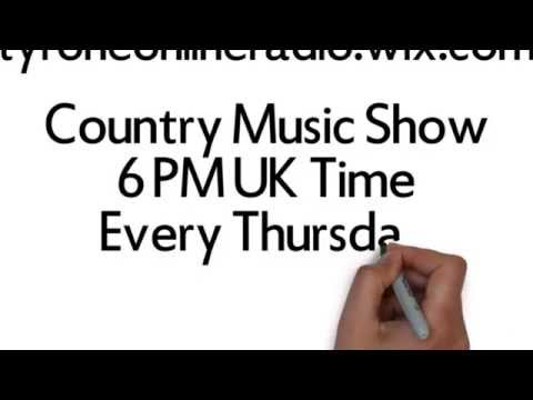 LadyT Plays Country Music On Internet Radio
