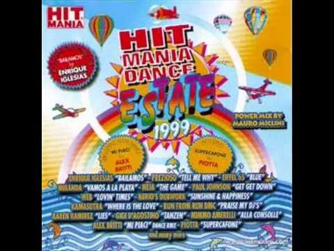 Hit Mania Dance Estate 1999