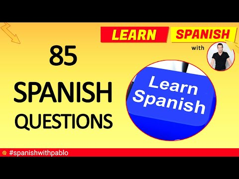 How to say no answer in spanish