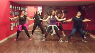 Sau Tarah Ke(Dishoom) - Dance Fitness