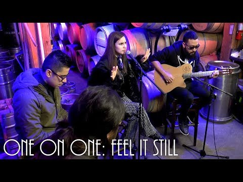 Cellar Sessions: The Chamanas - Feel It Still April 27th, 2018 City Winery New York
