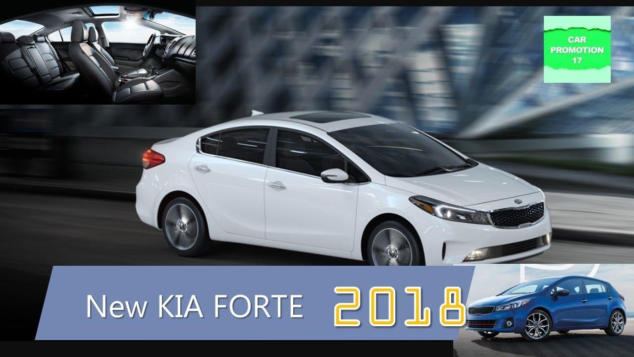 2018 Kia Forte Review Interior Exterior Youtube