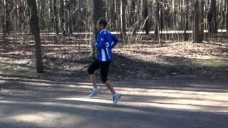 видео: Специальные беговые упражнения