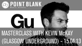Interview: Kevin McKay (Glasgow Underground) - 15.04.13